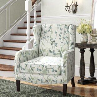Jewett Wingback Chair