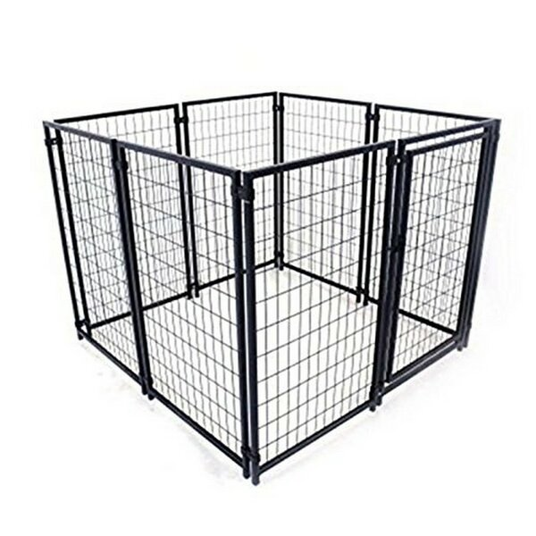 48 Door Panel for Kennel Square Heavy Duty Pet Pen by ALEKO