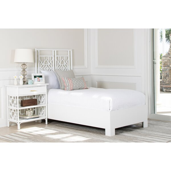 Tulum Standard Bed by David Francis Furniture
