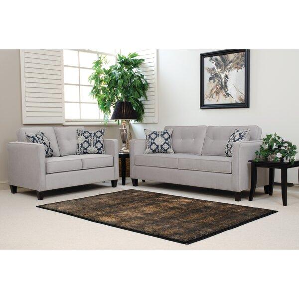 Dengler Sleeper Configurable Living Room Set by Ebern Designs
