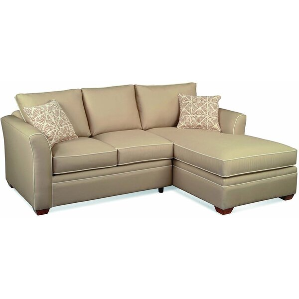 Bridgeport Sectional by Braxton Culler