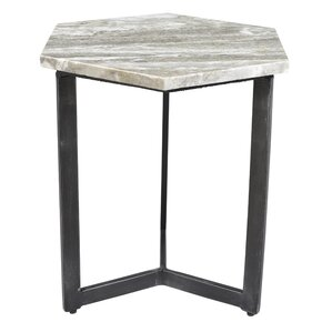 Genghis End Table by Caribou Dane