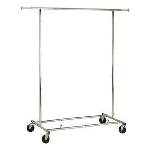 adjustable garment rack