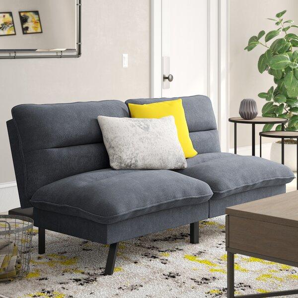 Lathem Convertible Sofa by Williston Forge Williston Forge