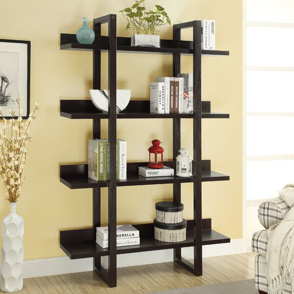 Pinney 4 Shelf Etagere Bookcase by Brayden Studio