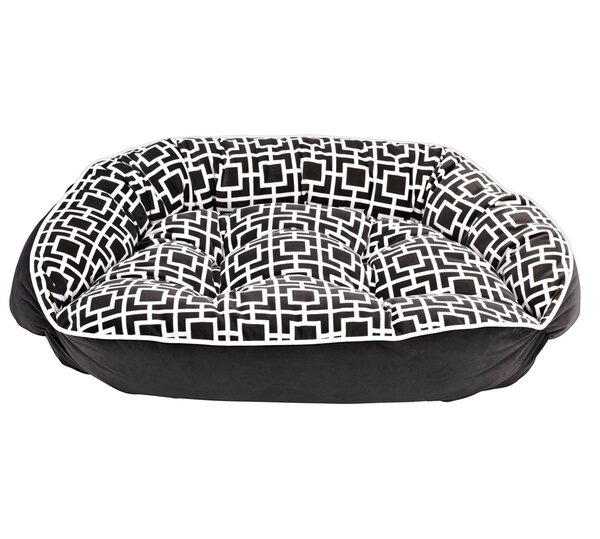 Crescent Dog Bed by Bowsers