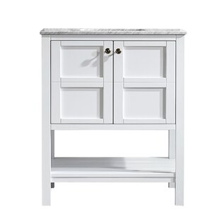 modern & contemporary 32 inch white bathroom vanity | allmodern 32 Inch Bathroom Vanity