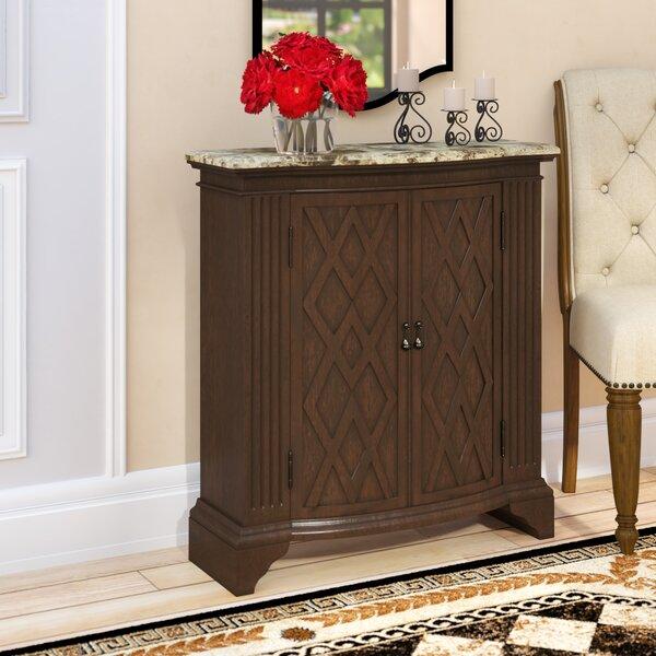 Rayna 2 Door Cabinet by Fleur De Lis Living