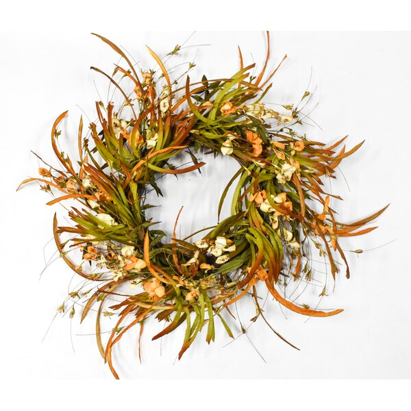Autumn Fields 20 Wreath by August Grove