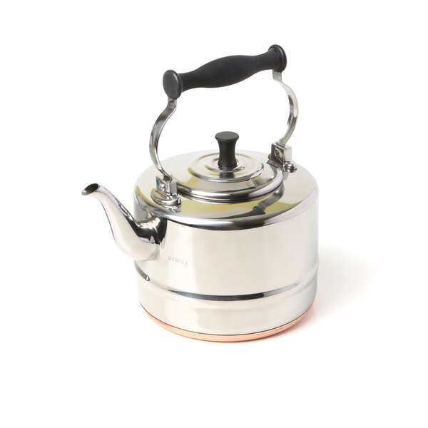 2 Qt. Paige Core Stainless Steel Stovetop Kettle by BonJour