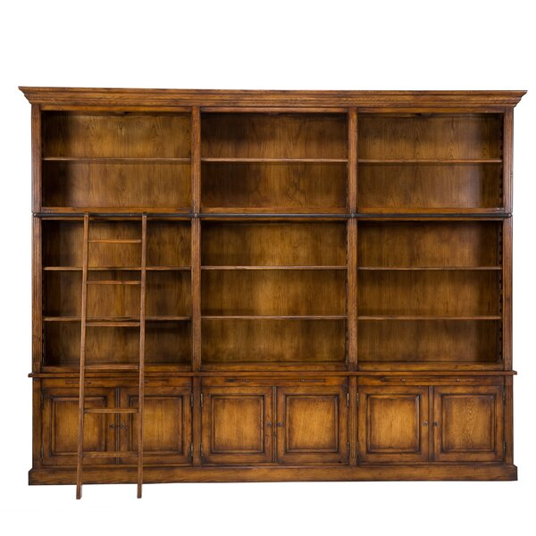Royal Library Bookcase by Sarreid Ltd