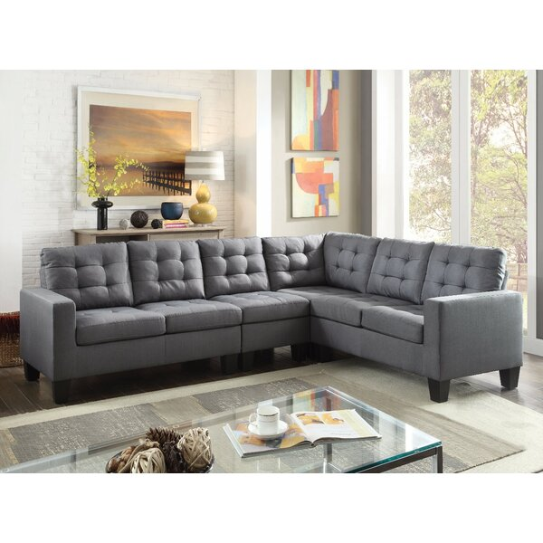 Shantelle Sectional by Latitude Run