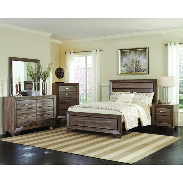 Zuri Standard Configaruable Bedroom Set by Union Rustic