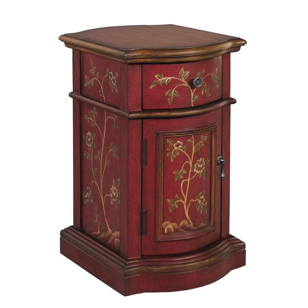 Williamsville 1 Door Accent Cabinet by Astoria Grand