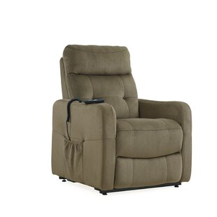 Cerda Power Lift Assist Recliner Red Barrel Studio