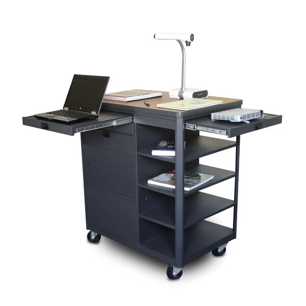 Vizion Presenter AV Cart by Marvel Office Furniture