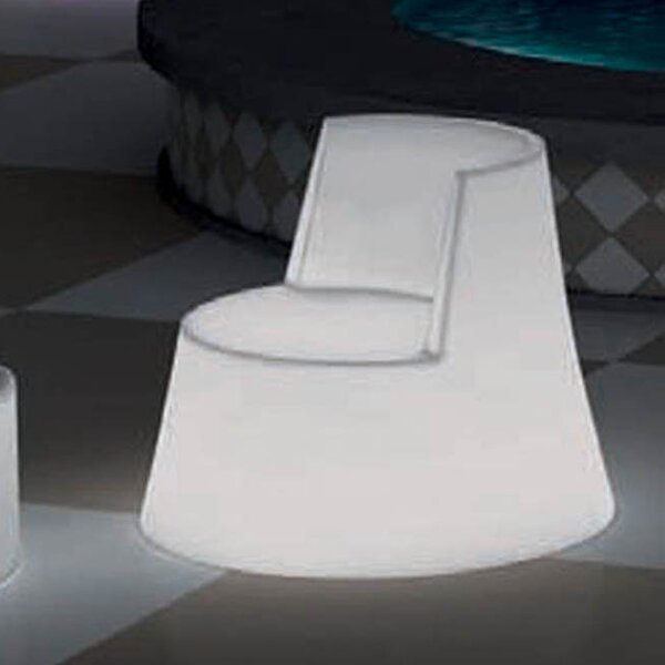 Wireless Illuminated Leisure Chair by 100 Essentials