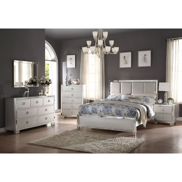 Isai Panel Configurable Bedroom Set by Rosdorf Park