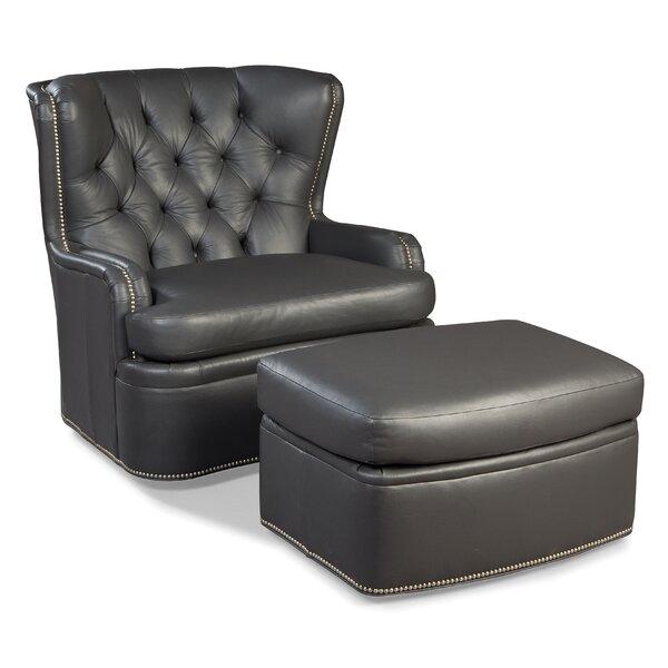 Raymond Swivel Armchair by Fairfield Chair