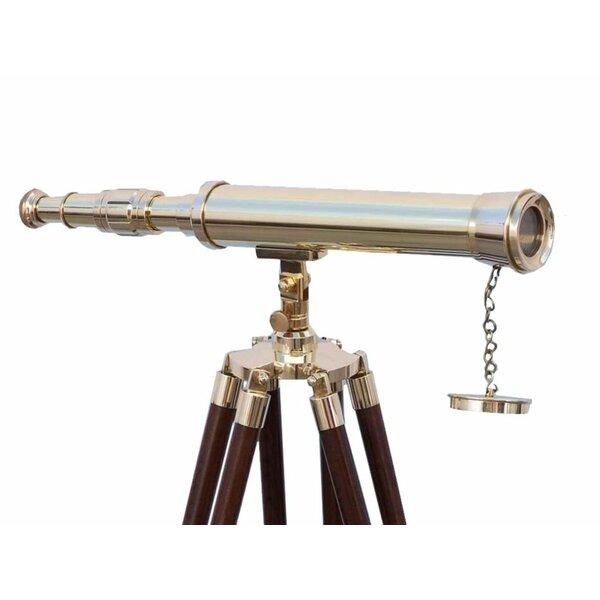 Harley Floor Standing Master Refractor Telescope by Longshore Tides