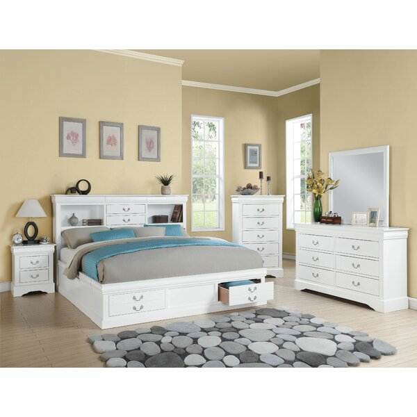 Wysocki Panel Configurable Bedroom Set by Alcott Hill