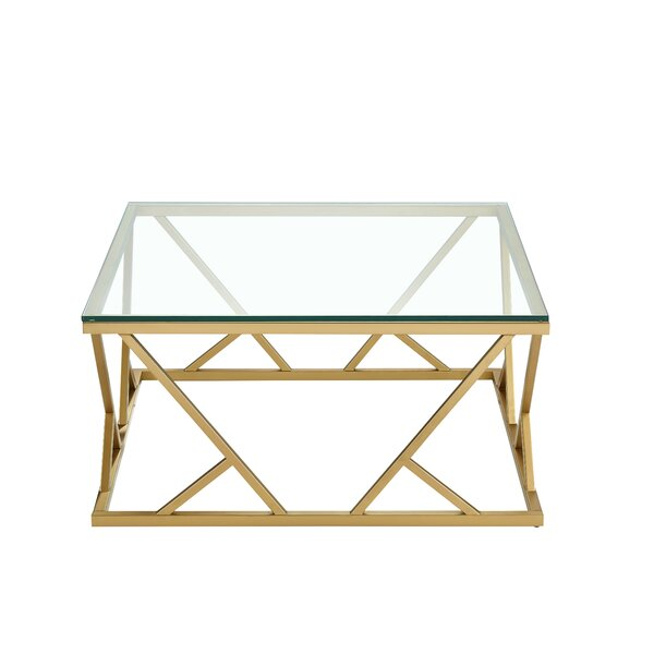 Velda Coffee Table by Everly Quinn