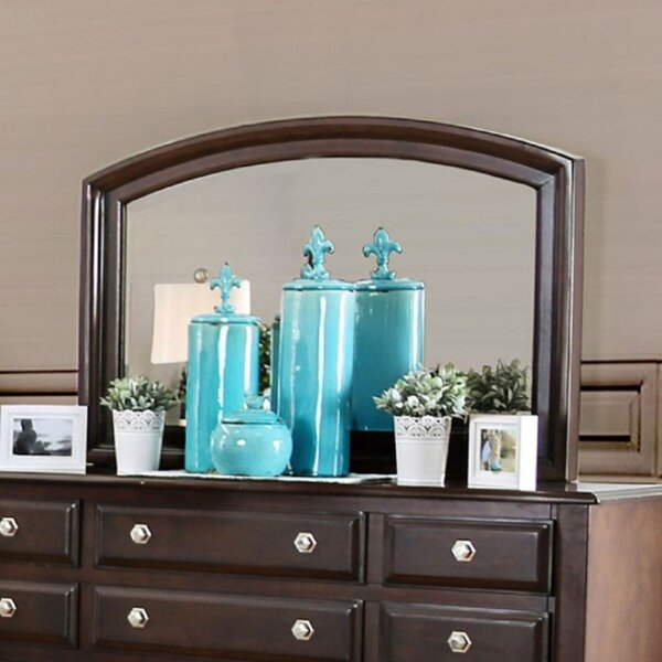 Litchville 10 Drawer Dresser with Mirror by Williams Import Co.