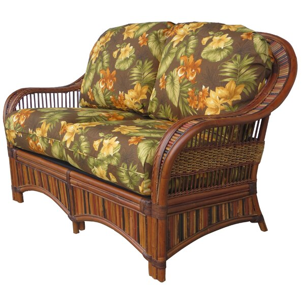 Ventura Loveseat by Bay Isle Home