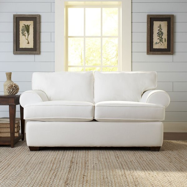 Modern Style Armino Loveseat by Birch Lane Heritage by Birch Lane�� Heritage