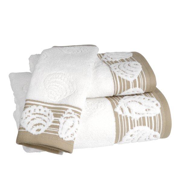 Jamiya Cotton Washcloth by Highland Dunes