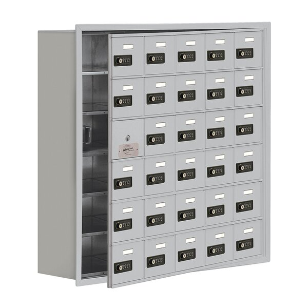 29 Door Cell Phone Locker by Salsbury Industries