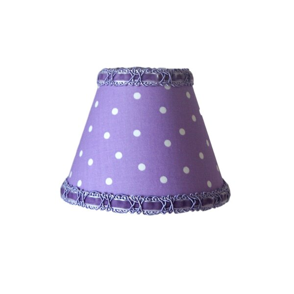 Purple Fun Dot Night Light by Silly Bear Lighting