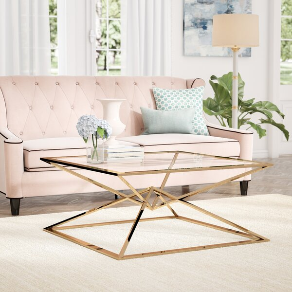 Anselme Coffee Table by Willa Arlo Interiors