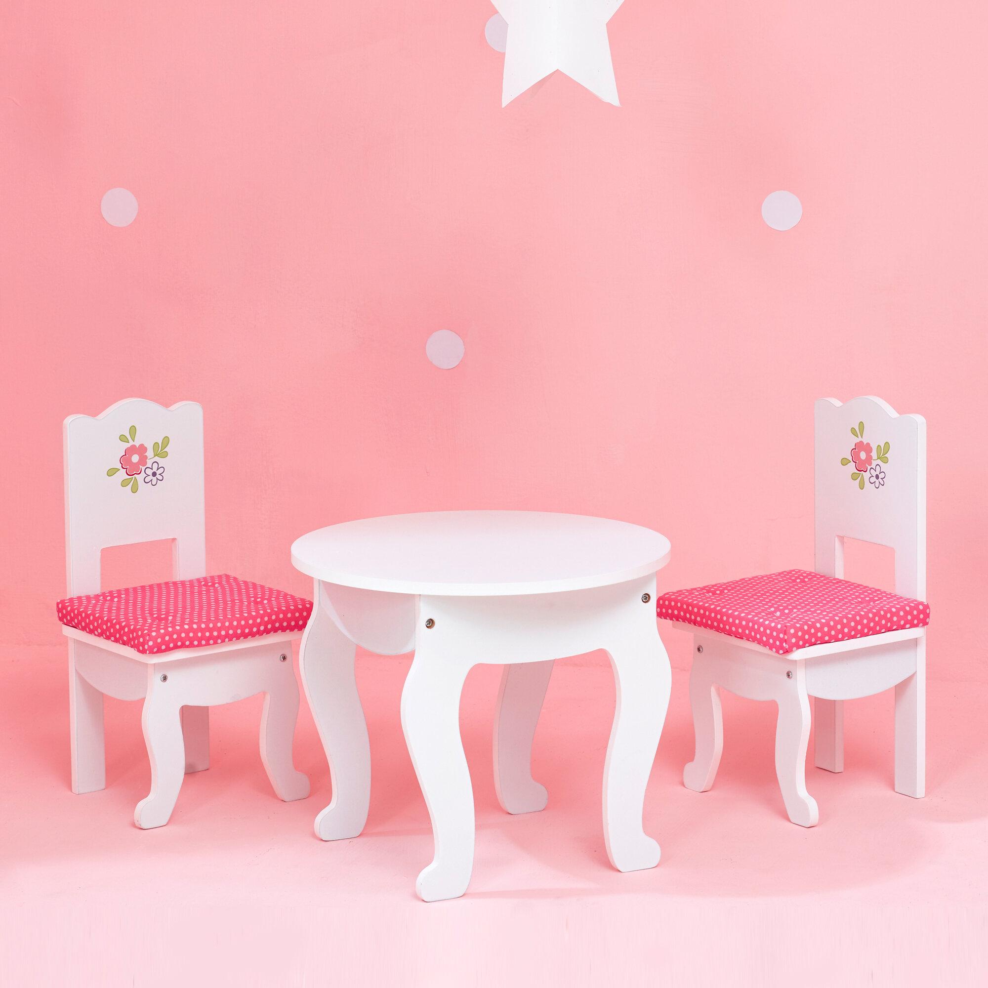 Furniture Sofa Chair Armchair Lounge For Pink Doll Princess Doll Hou Ih