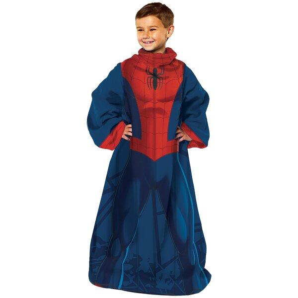 Spider-Man Spider Up Youth Throw by Northwest Co.
