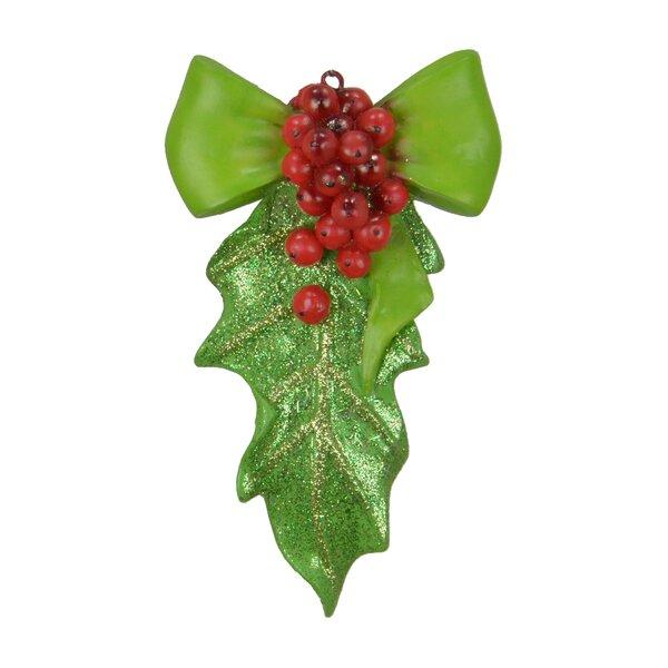 Single Holy Leaf Ornament by Fantastic Craft