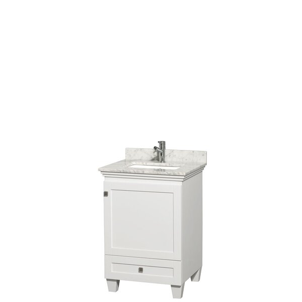 Acclaim 24 Single Bathroom Vanity Set by Wyndham Collection