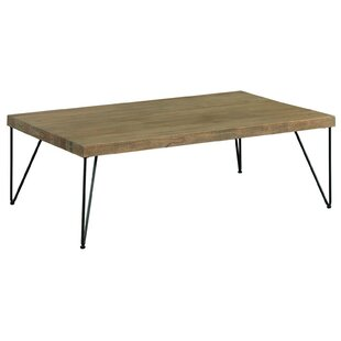 Find Mcfarlane Rectangular Coffee Table By Mercury Row