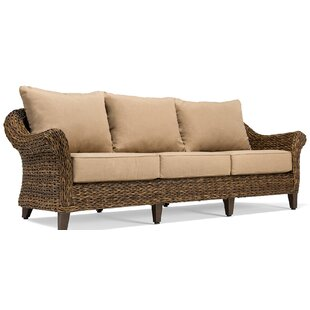 Bahamas Patio Sofa with Cushion By Blue Oak Outdoor
