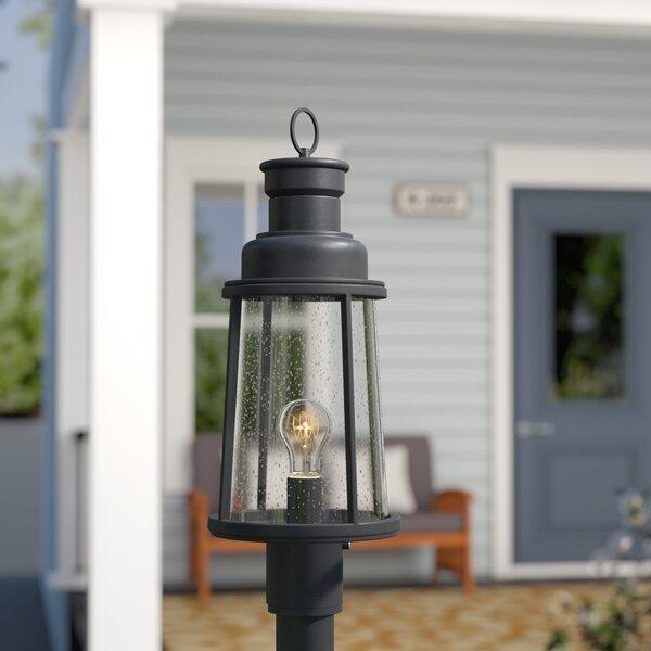 Hiliritas Outdoor 1-Light Lantern Head by Trent Austin Design
