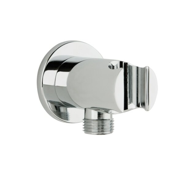 Hydrotherapy Round Hand Held Shower Bracket by Roman Soler by Nameeks
