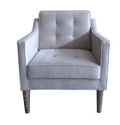 Katy Club Chair by Gracie Oaks