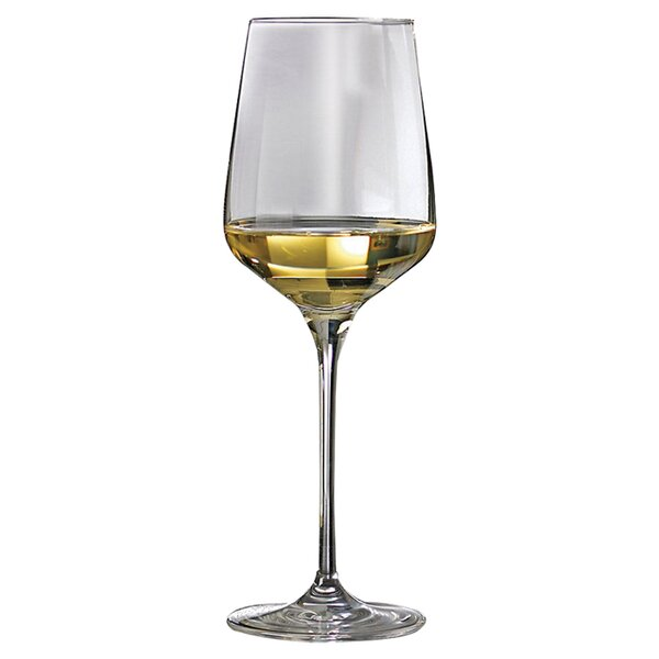 Fusion Infinity White Wine Glass (Set of 4) by Wine Enthusiast