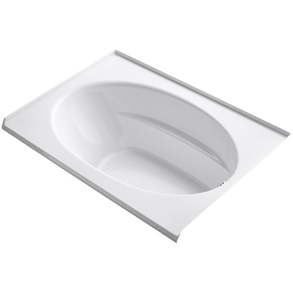 Windward Alcove 60 x 42 Soaking Bathtub by Kohler