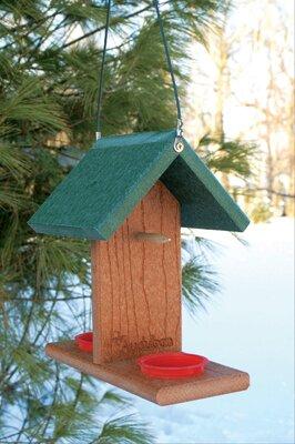 Going Green Tray Bird Feeder by Audubon