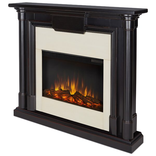 Maxwell Electric Fireplace by Real Flame