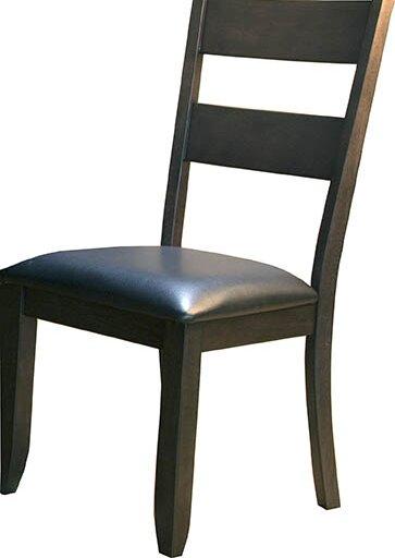 Alder Ladderback Upholstered Side Chair (Set of 2) by Loon Peak