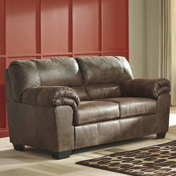 Last Trendy Baltierra Loveseat by Red Barrel Studio by Red Barrel Studio