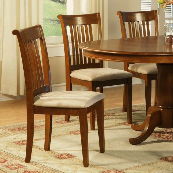 Portland Solid Wood Dining Chair (Set of 2) by East West Furniture