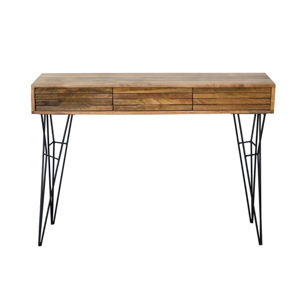 Booher Shutter Console Table By Foundry Select